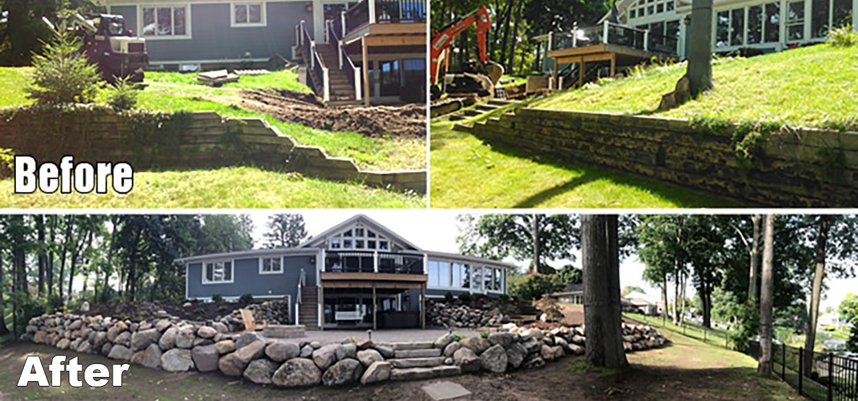landscaping muskegon