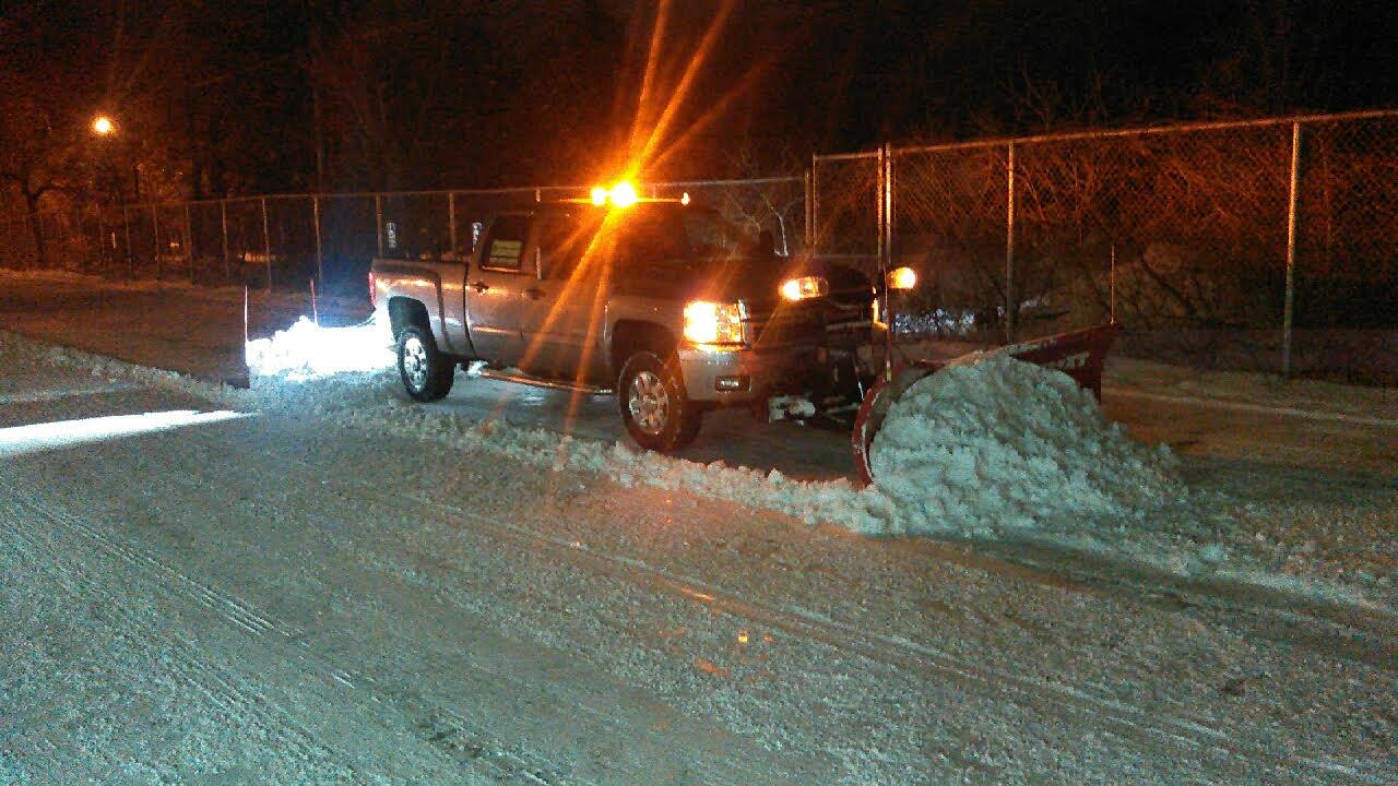 Muskegon Snow Plowing