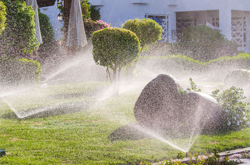 irrigation system Preferred Lawn Care
