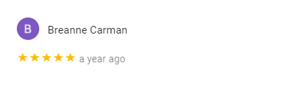 Breanne Carman Review